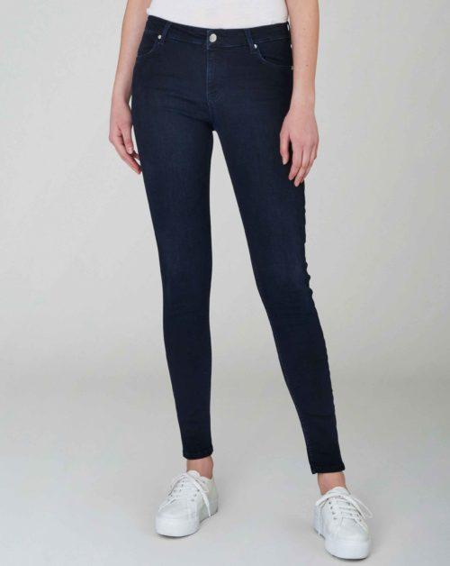Nicole 527 Black Penny Jeans