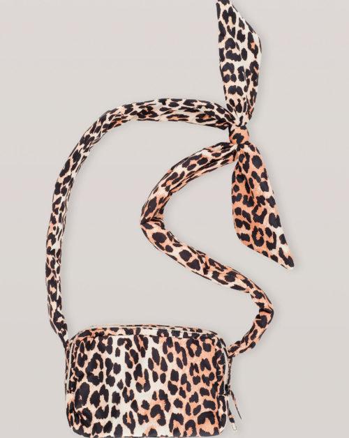 Padded Tech Fabric Zipper Bag