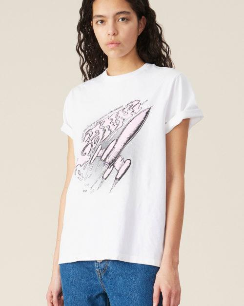 T-Shirt Space Rocket